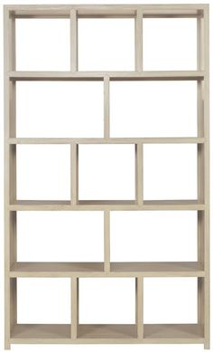Vanguard Furniture: 8323BC-BT Plato Bookcase