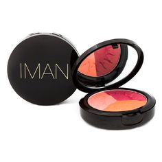 This sheer bronzing powder can be worn as an all-over complexion enhancer or as a blush. Gives skin a touch or bronzed radiance all day and night. - Can be worn as a blush or a bronzer - Provides a sheer wash of color - Can be used year round Girls Makeup, Love Makeup, Beauty Makeup, Top Beauty, Iman Cosmetics, Beauty Crush, Luxury Beauty, Makeup Collection, Bronzer