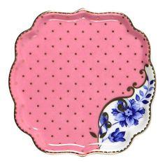 Buy PiP Studio Royal Tea Plate Online at johnlewis.com •.......................  ................................♥...Nims...♥