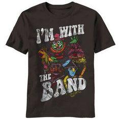 I'm with the band #drteeth #electricmayhem #muppets