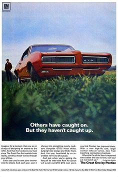 1968 Pontiac GTO...