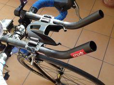 Pinza del Bidón para acoples de triatlon , Elite Aeton
