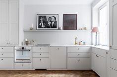 kitchen design, östermalm