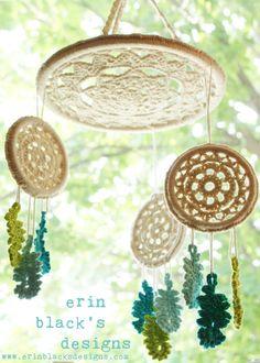 DIY Crochet PATTERN Dreaming of Dreams door ErinBlacksDesigns, $6.00