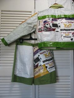 Upcycled Pet Food Bags