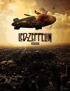 Led Zeppelin - One of the greatest rock bands of all time. Fronted by Robert Plant, Jimmy Page on guitar, John-Paul Jones on bass and John Bonham on drums. Led Zeppelin Wallpaper, Arte Led Zeppelin, Led Zeppelin Poster, Rock Posters, Band Posters, Concert Posters, Robert Plant Led Zeppelin, Pop Rock, Rock N Roll