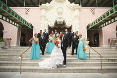 Goldfish Themed Wedding at the Renaissance Vinoy - Carrie Wildes Photography (18)