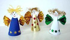 Kids Crafts, Advent, Christmas Ornaments, Holiday Decor, Xmas, Creative Crafts, Xmas Pics, Crafting, Christmas Time