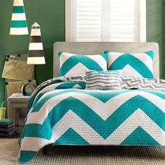 Mi Zone Aries Reversible Quilt Set - 15289511 - Overstock.com Shopping - The Best Prices on Mi-Zone Teen Quilts