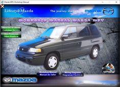 MANUAL DE TALLER Y REPARACIÓN PROFESIONAL MAZDA MPV 1996 – 1999 Mazda, Workshop, Journey, Atelier, The Journey