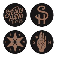 Steady Hand Beer Co. by Simon Walker