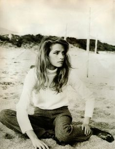 Charlotte Rampling in 1967! love her style!
