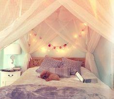 天蓋ベッドルームの作り方*永遠の憧れDIYで叶えましょ♡ | DIY Recipe