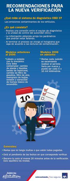 ¿Estás por llevar tu auto a verificar en la Megalópolis? Te damos una serie de consejos para poder pasar sin problemas esta Nueva Norma de Verificación Vehicular.