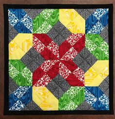 Final May Mini Quilt Inspiration! — SewCanShe | Free Daily Sewing Tutorials
