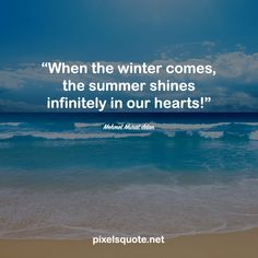Summer is coming, with all the fun, love and inspirations. Let's celebrate this period of time with some happy and energetic summer quotes. End Of Summer Quotes, Happy Summer Quotes, Happy Quotes, Funny Quotes, Summer Humor, Funny Summer, Summer Captions, Rain Quotes, Most Beautiful Words