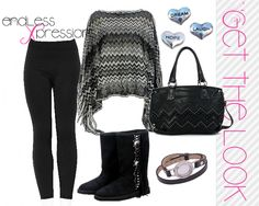 {Get the Look} We'll Call this …. Comfy Chic