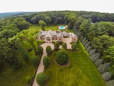 Gtrand Georgian Manor, a Luxury Home for Sale in Saddle River , New Jersey - | Christie