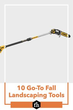 10 Go-To Fall Landscaping Tools Fall Clean Up, Landscaping Tools, Honda S, Garden Supplies, Cool Tools, Outdoor Power Equipment, Landscape, Scenery, Garden Tools