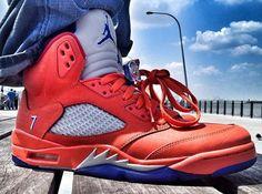 size 40 91d7b 8df14 2013 Air Jordan 5 Melo V Sneaker (Detailed Images Including On Feet)