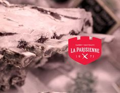 """Check out this @Behance project: """"La Parisienne"""" https://www.behance.net/gallery/17508449/La-Parisienne"""