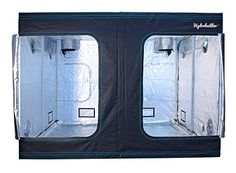 Hydrobuilder 10' x 10' Grow Tent For Hydroponic and Indoo... http://amzn.to/1NVIqtl