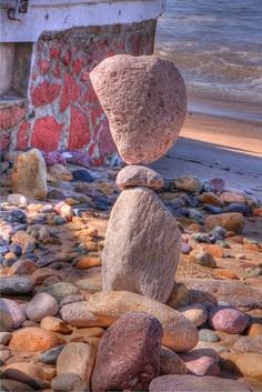 Standing Stones  Puerto Vallarta, Mexico