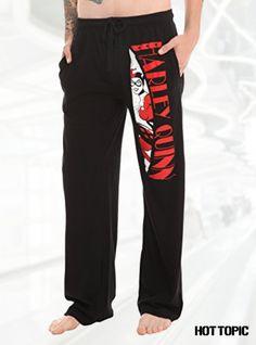 DC Comics Harley Quinn Guys Pajama Pants