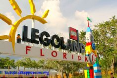 10 Tips for Visiting Legoland Florida (45 minutes from Disney World)