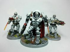 Show off your painted Deadzone (and Warpath) minis! - Page 40 - Forum - DakkaDakka | Boltguns kill pirates and ninjas equally.