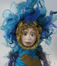 Great Gift- purchase or order your custom made - ZODIAC  ART  DOLLS  by michelledolls on Etsy, $18.00