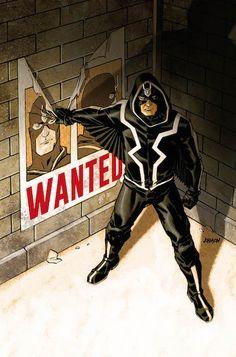 """Inhumanos 18Una colección ligada a """"Secret Wars"""". Con los episodios cuatro y cinco de """"El ascenso de Attilan"""". Rayo Negro sufre el mismo interrogatorio que acabó con Federal en el primer número. ¿Sobrevivirá? Es la hora de que la resistencia lance el golpe definitivo."""