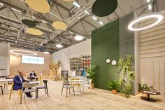 Orgatec welcomes Cool Working in the trade fair's largest edition ever 42