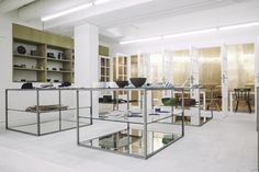 Maison Wa Gallery by ARCHIEE, Paris – France » Retail Design Blog