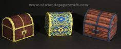 Nintendo Papercraft - The resource for all your Nintendo themed papercrafts!
