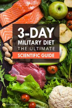 Military Diet For Rapid Weight Loss