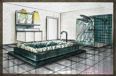 Le blog de Elise fossoux - décoration, architecture d'intérieur, dessin, design, aménagement,étalagisme