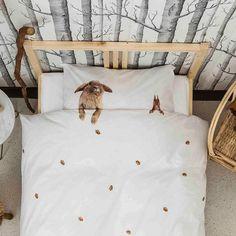 Ook dit seizoen heeft Snurk Beddengoed weer originele dekbedden ontworpen.