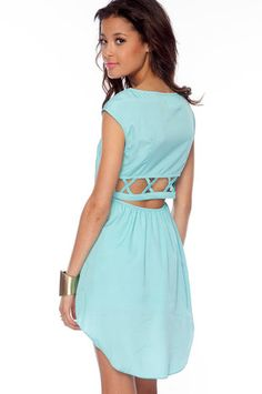 <3 Back cutout and light blue <3