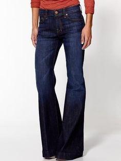 Mavi Jeans Cora Low Rise Wide Leg in Indigo Nolita Indigo Nolita ...