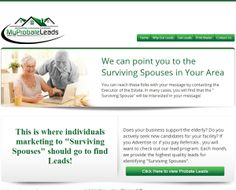 An Intelligent Real State Website! myprobateleads.com POWERED BY FSDSOLUTIONS! ;)