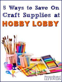 save on crafts, craft supplies, hobbi lobbi, craft stores, place, coupon