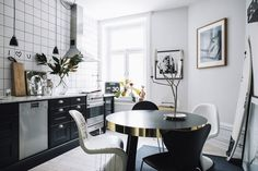 Kolla in hemma hos Metro Modes magiska bloggare Linn Eklund