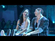 Jeanine Mason and Phillip Chbeeb Mad-Hip Hop by Nappy Tabs