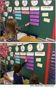 Setting students up for success in the Mathematics Classroom in Mrs. Beattie's Classroom!