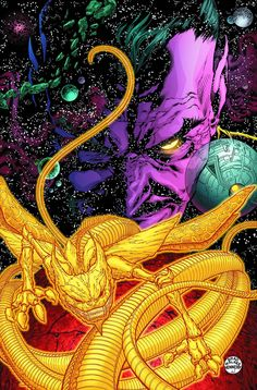 Allegiances shift and rings are traded as Sinestro's army begins to expand in the absence of the Green Lantern Corps.