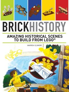 Brick History - Using LEGO bricks, artist Warren Elsmore and his team recreate stunning historic scenes, from the beginning of life in the pre-historic era right through to the inauguration of Barack Obama.