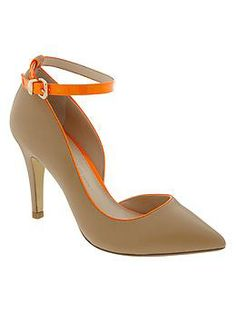 Lucie Pump - Would be perfect with my matching dress.