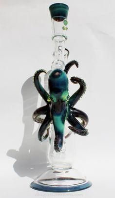 Amazing octopus bong ( #marijuana #cannabis ) http://www.pinterest.com/thathighguy