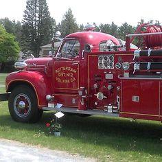 #vintage #firetruck